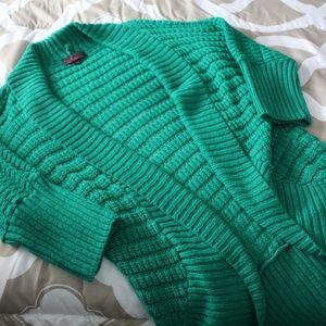 Takeout Cardigan Sweater